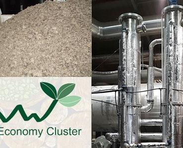 Erste Musterchargenproduktion von Biogasfasern